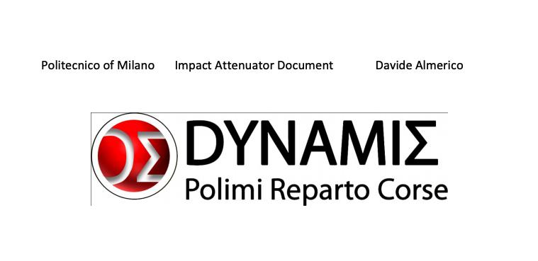 Reparto corse – Politecnico di Milano