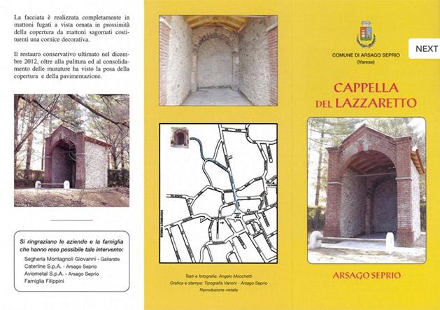 collaborazione Cappella Lazzaretto